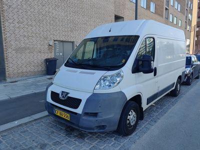 brugt Peugeot Boxer KASSEVOGN 2,2 HDI L2H2 (YBBMFB