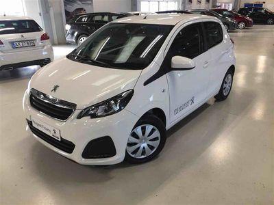 gebraucht Peugeot 108 1,0 e-Vti Active 69HK 5d
