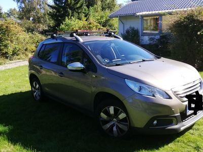 brugt Peugeot 2008 1.2 VTi 82 hk Crossover