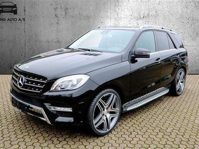 brugt Mercedes ML350 3,0 Bluetec 4-Matic 258HK 5d 7g Aut. - Personbil