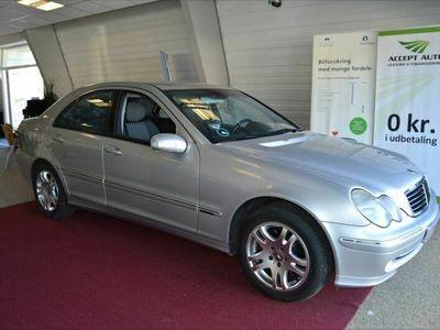 brugt Mercedes C320 Avantgarde aut.