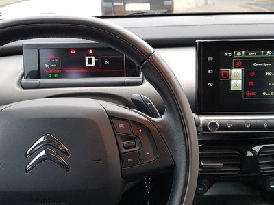 used Citroën C4 Cactus 1,2 4-DØRS MED BAGKLAP 5 Aut