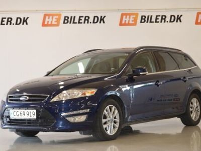 brugt Ford Mondeo TDCi 163 Collection stc.