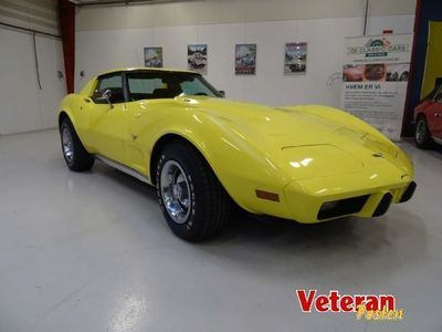 brugt Chevrolet Corvette C3 Coupe – L82