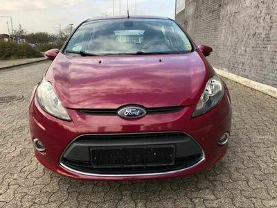 brugt Ford Fiesta 1,2 Titanium 82HK 5d