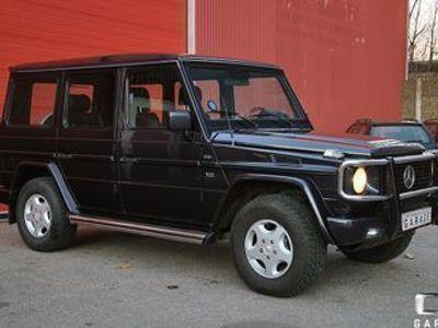brugt Mercedes G500 GE