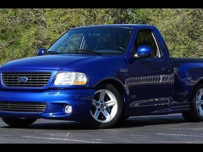 brugt Ford F-150 5,4 V8 SVT Lightning 385HK Pick-Up Aut.