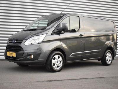 brugt Ford Custom Transit270 L1H1 2,0 TDCi Limited 170HK Van 6g