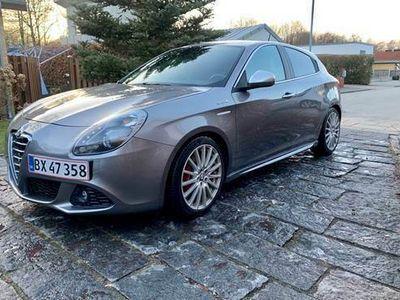 brugt Alfa Romeo Giulietta 1,4 TCT Sportiva