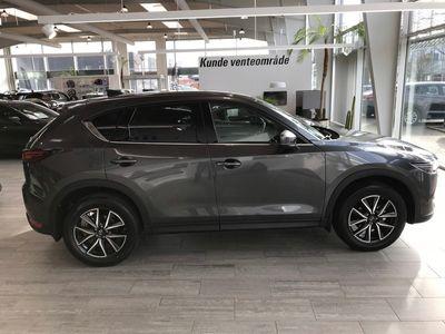 brugt Mazda CX-5 2.0 165 HK Optimum