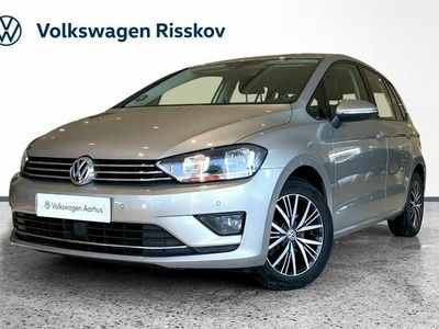 brugt VW Golf Sportsvan 1,6 TDi 115 Allstar DSG BMT