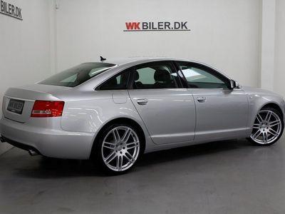 brugt Audi A6 4,2 V8 quattro Tiptr.