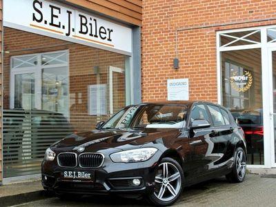 brugt BMW 120 d 2,0 190HK 5d