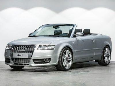 brugt Audi S4 4,2 Cabriolet quattro Tiptr.