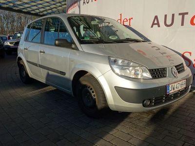 brugt Renault Scénic 1,6 16V Comfort Authentique 115HK