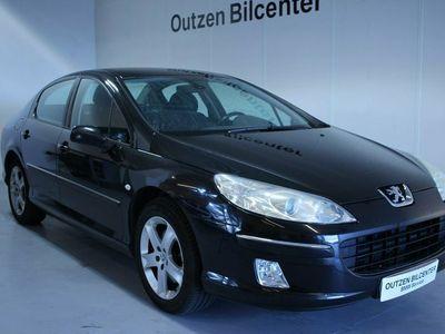 brugt Peugeot 407 2,2 ST