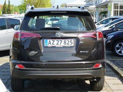 brugt Toyota RAV4 2,0 D-4D T2+ 4x2 143HK 6g