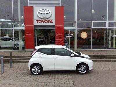 usata Toyota Aygo 1,0 VVT-I X-Play + Plus pakke 69HK 5d