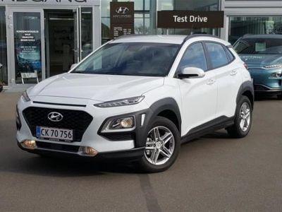 brugt Hyundai Kona 1,0 T-GDI Trend 120HK 5d 6g