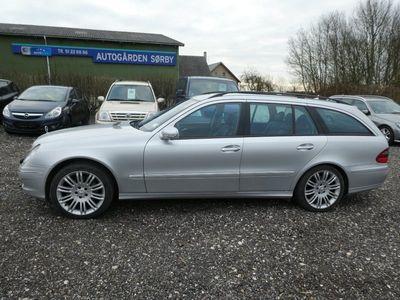 käytetty Mercedes E320 0 CDi Avantgarde stc. aut.