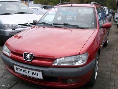 brugt Peugeot 306 2,0 XS 133HK Stc