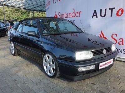 brugt VW Golf Cabriolet 1,8 90HK