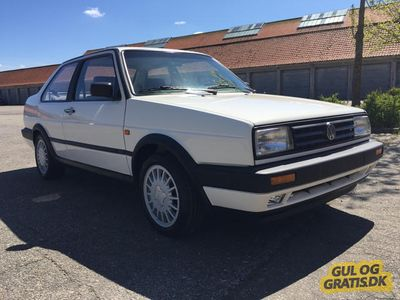 brugt VW Jetta 1,6CL cupe 5 gear.
