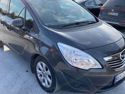 brugt Opel Meriva Cosmo