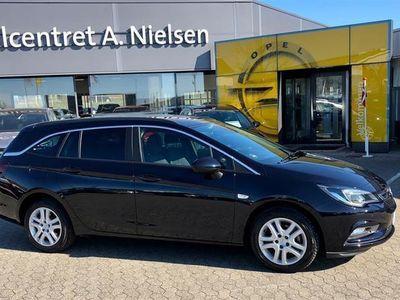 brugt Opel Astra Sports Tourer 1,0 Turbo ECOTEC Inspire 105HK Stc