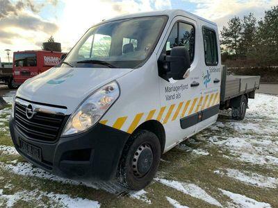 brugt Opel Movano L3H2 2,3 CDTI DPF 125HK Van 6g