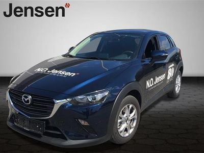 käytetty Mazda CX-3 2,0 Skyactiv-G Vision 121HK 5d 6g