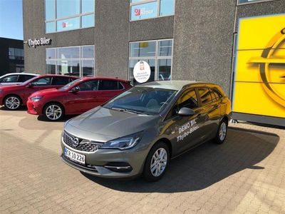 brugt Opel Astra Sports Tourer 1,2 Turbo Edition+ 110HK Stc
