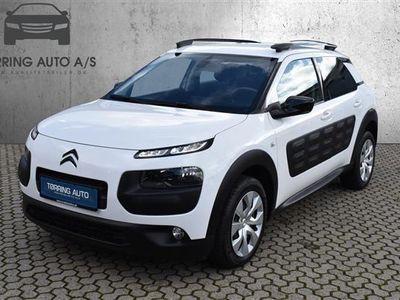 brugt Citroën C4 Cactus 1,2 PureTech Cool Comfort 82HK 5d - Personbil - Hvid