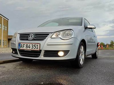 brugt VW Polo 1,4 1.4TDI 9N Coupe