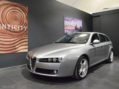 gebraucht Alfa Romeo 159 Sportwagon 1,9 JTD 16V 150HK Stc 6g
