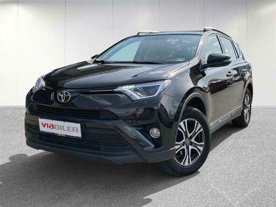 brugt Toyota RAV4 2,0 D-4D T2+ 4x2 143HK 5d 6g