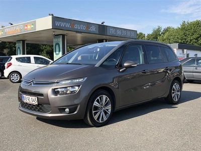 brugt Citroën Grand C4 Picasso 2,0 Blue HDi Intensive start/stop 150HK 6g
