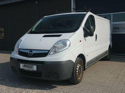 brugt Opel Vivaro 2,0 CDTi 114 Van Edition L2H1 eco