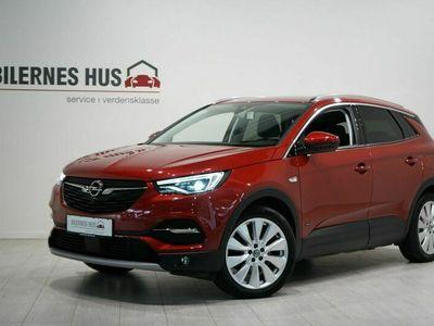 brugt Opel Grandland X Hybrid4 EuroLine aut.