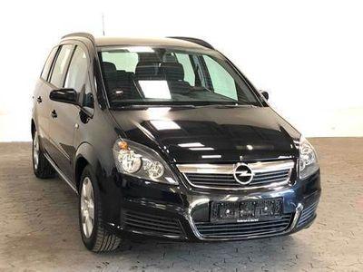 brugt Opel Zafira 1,8 1,8