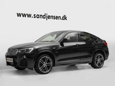 brugt BMW X4 3,0 xDrive30d M-Sport aut. Van