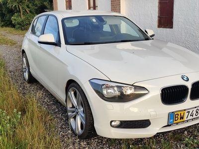 brugt BMW 116 1-Serie d 5-dørs