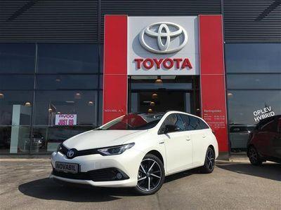 gebraucht Toyota Auris Touring Sports 1,8 B/EL H2 Selected 136HK Stc Aut.
