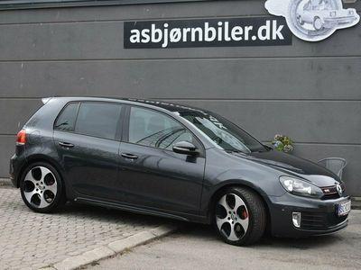brugt VW Golf VI 2,0 GTi DSG