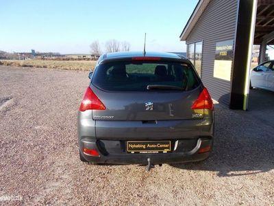 brugt Peugeot 3008 1,6 HDI FAP Premium 110HK 6g