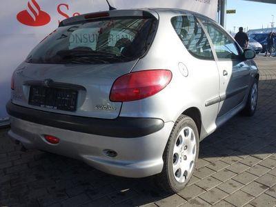 brugt Peugeot 206 2,0 HDi 90HK 3d