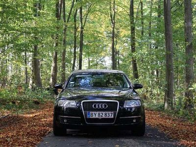 brugt Audi A6 LIMOUSINE 2,4