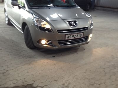 brugt Peugeot 5008 2.0 150 HK Premium