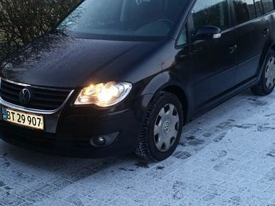 usado VW Touran 1,9 TDI