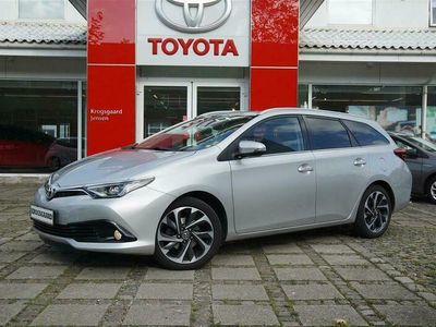 brugt Toyota Auris Touring Sports 12 T T2 Style Safety Sense 116HK Stc 6g